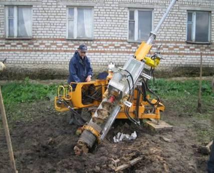 Буровая установка ББУ-001 «Опенок-С»