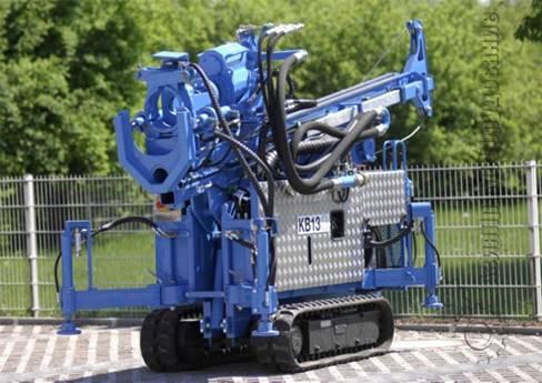 Буровые установки Lutz Kurth от немецкого производителя