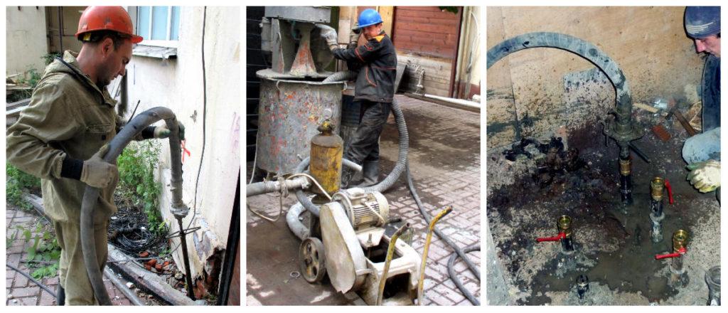 Усиление фундаментов и грунтов основания (ООО Восстановление)